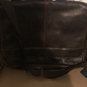 Kenneth Cole brown bag
